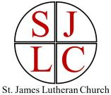 Welcome to St. James Lutheran Church!